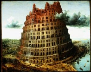 Pieter Bruegel de Oude, De Toren van Babel, ca. 1560