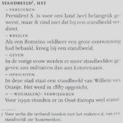 Uit: Piet de Kleijn - Combinatiewoordenboek - Rozenberg Publishers