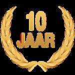 10-jaar-jubileum